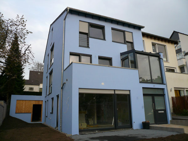Neubau EFH, Ratingen